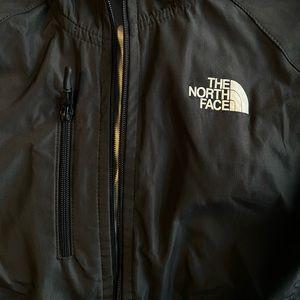 2/15🦋 Women's REPLICA North Face Rain Coat Black